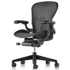 ergonomic office chair. next day delivery new herman miller aeron graphite finish size b medium ergonomic office chair