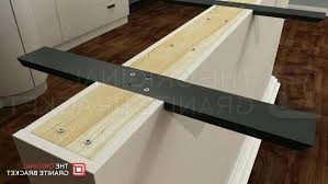 countertop supports brackets photo 6 of support brackets 6 support brace flat wall countertop supports
