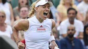 We did not find results for: Tennis Frisches Feuer Fur Angelique Kerber In Wimbledon