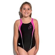 Captivating Image Is Loading Arena Kids Girls Fre Ladies Swimsuit Bathing Suit