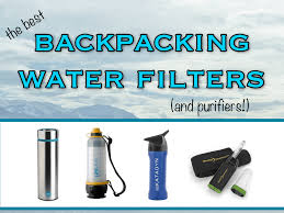 Best Water Purification System Best Backpacking Water Filters And Purifiers Snarky Nomad