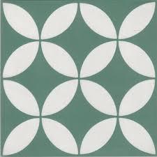 handmade moroccan encaustic cement tile
