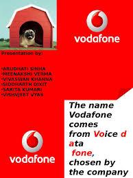 48814782 Marketing Strategies Of Vodafone Telecommunications