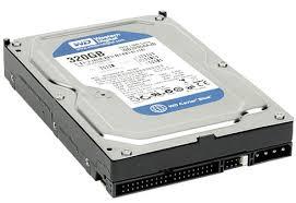 Hard disk adalah jenis disk yang bersifat tetap tidak perlu  dikeluarmasukkan sebagaimana disket floppy Umumnya terbuat dari bahan  logam padu yang