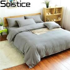 brown bedding set solstice home solid color brown pink grey bedding sets bed linen bedclothes charlie brown bedding