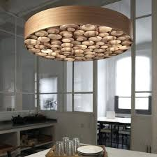 extra large pendant lighting windows drum light massive simple white classic round sample creative personalized industrial
