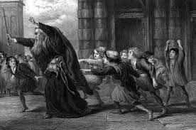 was shylock a victim or a villain   writeworkshylock after the trial  describing act ii  scene vii of william shakespeare    s play the