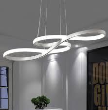 Nordic Persoonlijkheid Creatieve Led Plafond Opknoping Licht Aluminium Office Eetkamer Keuken Art Decoratie Muzikale Hanglamp