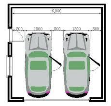 standard 2 car garage door size double garage dimensions gallery for gt double 2 car garage door sizes standard 2 car garage door height