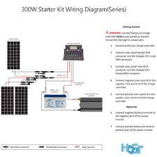 wiring solar panels in series ewiring solar panel kits ultimate guide for home pv system