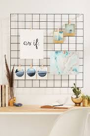 wire wall grid on wire wall decor diy with wire wall grid workspace pinterest walls shopping and desks