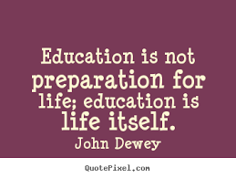 Quotes About Life And Education. QuotesGram via Relatably.com