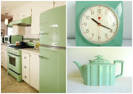 vintage kitchen furniture. Mint Green When Exploring Retro Kitchen Vintage Furniture T