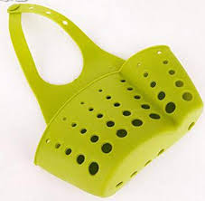 Grea <b>Kitchen</b> Storage <b>Portable</b> Hanging <b>Drain</b> Bag <b>Basket</b> Bath ...