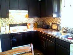 Painted our cabinets using Nuvo cabinet paint kit. What a ...