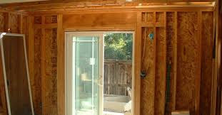 door installing sliding glass door amazing pocket door