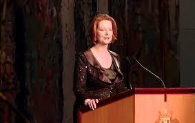 Julia Gillard - After Dinner Speech ...