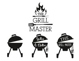 Svg cut files are a graphic type that can be scaled to use with the silhouette cameo or cricut. Grill Clipart Grill Master Grill Grill Master Transparent Free For Download On Webstockreview 2020