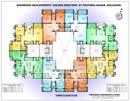 Apartments  Glamorous Floor Plans Measurements Home Design Jobs 12 Unit Apartment Building Plans