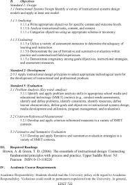 Pearson Learning Design Principles Edet Aeet 722 Instructional Design And Assessment Pdf