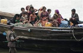 Image result for rohingya boat people