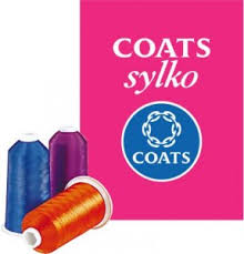 5037 Lime Coats Sylko Embroidery Thread