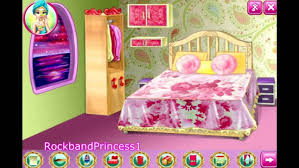 black barbie room decor bedroom accessories house cleaning games