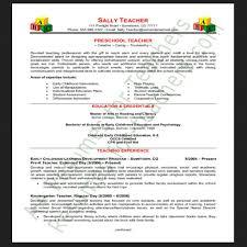 resumes for preschool teachers resumes for preschool teachers makemoney alex tk