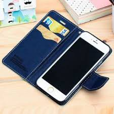 magnetic book wallet flip case cover iphone