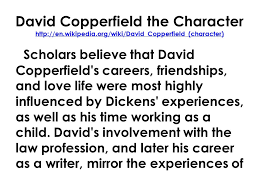 english mr rinka lesson david copperfield by charles 17 david copperfield