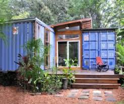 ... Eco-Friendly House Made From Two Shipping Containers