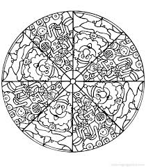 Small Picture free mandala coloring pages vonsurroquen