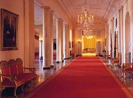 white house floor1 green roomjpg. cross hall the white house washington dc floor1 green roomjpg n