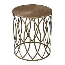 round metal side table fancy dining room tables inside plan 12