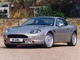 Aston Martin Db7 1994 Pictures Information Specs