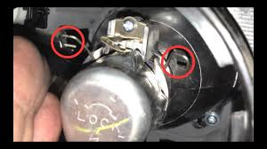 Lexus Rx330 Light Bulb Replacement Easy Hid Headlight Bulb Replacement Lexus Es330 Fix It Angel