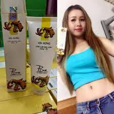Image result for gel tan mỡ pizu