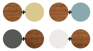 paint colors that go with oak trimDecorating Around Custom Built Ins  My Colortopia