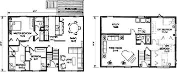 Statesville Home Plans   Carter LumberStatesville two story home plans