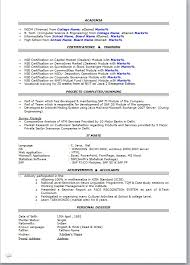 Professional Resume Format Free Download Professional+Resume+Format+Free+Download+2