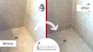 see how a grout sealing service renovated the look of this gorgeous in shower sealer do tile and grout sealer bathroom