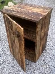 pallet design furniture. build your own pallet nightstand design furniture