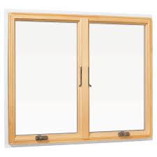 400 series casement wood window