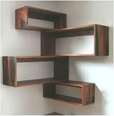 50 attractive corner wall shelves