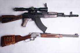 Best place for Wood AK 47 Furniture Calguns