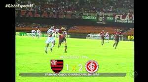Inter desafia retrospecto negativo contra o Flamengo, mas tem jogos  históricos no Maracanã   internacional