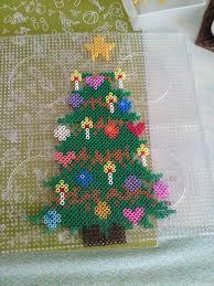 Mario Christmas Tree Perler Beads By PerlerPixie On DeviantArt Perler Beads Christmas Tree