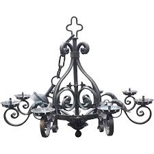 rustic iron chandelier rustic wrought iron chandeliers wrought iron chandeliers