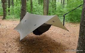 a warbonnet ridgerunner double layer hammock