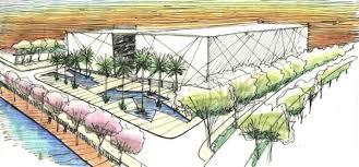 landscape architecture blueprints. Hand Drawing Versus Computer Rendering. Landscape Architecture Drawings Blueprints